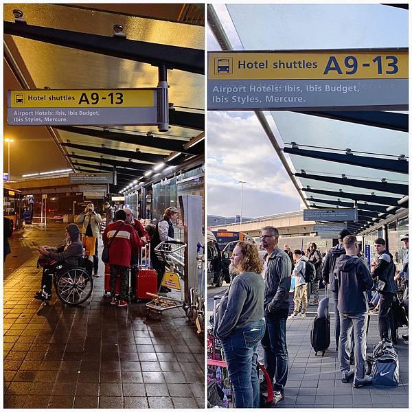 Ibis amsterdam airport