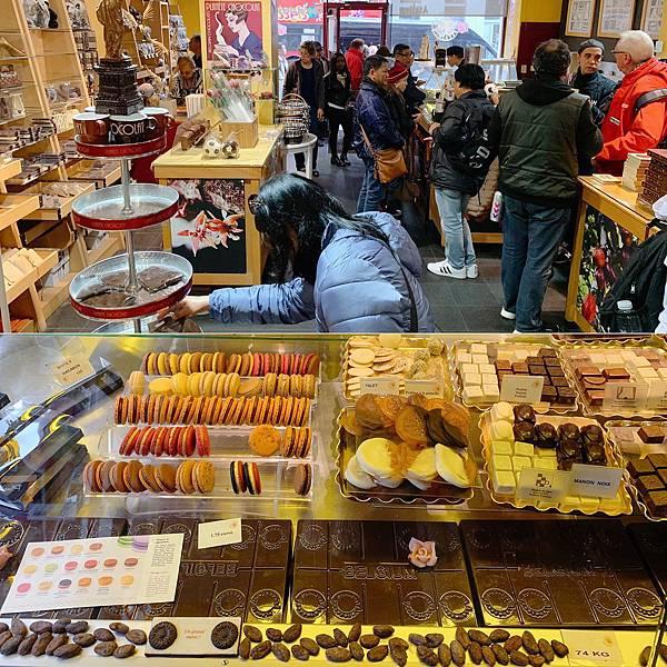 Chocolaterie artisanale Planète Chocolat