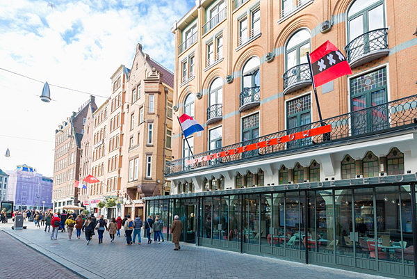 Hotel Amsterdam - De Roode Leeuw餐廳 (官網提供