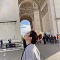 巴黎凱旋門