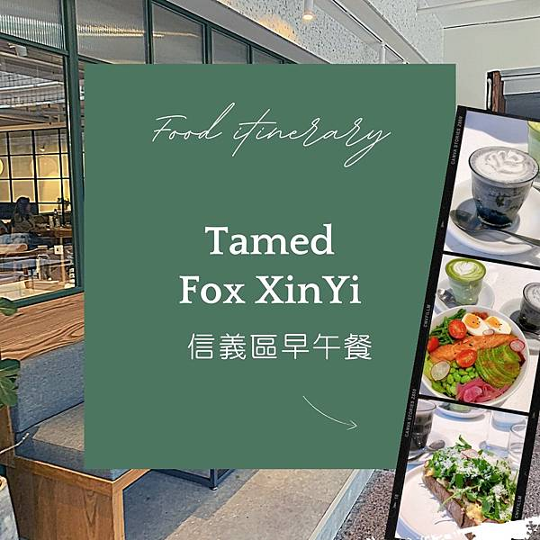 tamed fox xinyi