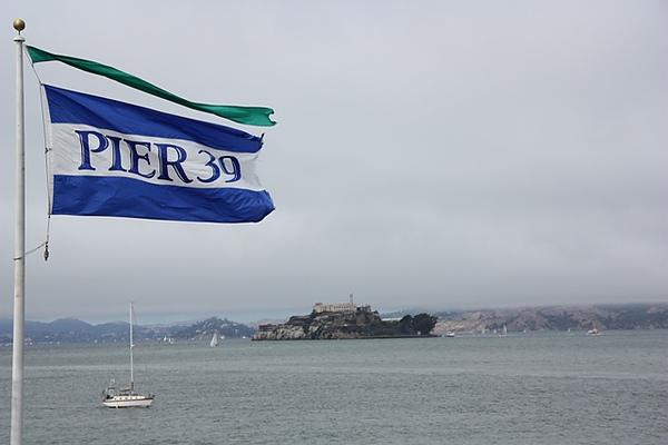 39號碼頭對望惡魔島