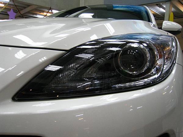 New Mazda3車前燈