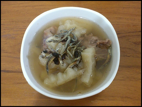 苦瓜排骨湯 (3)
