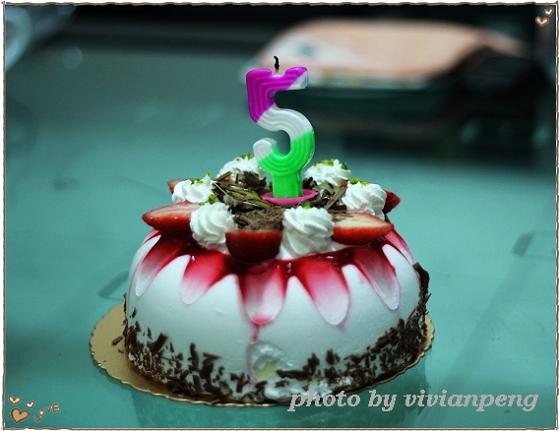 小緹的5歲生日
