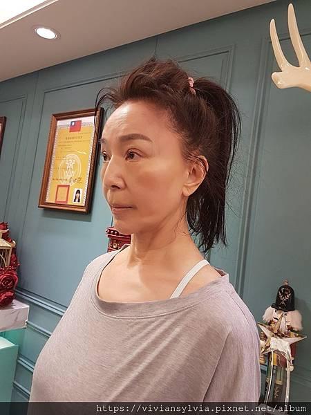 【海芙音波拉提】仁愛星和診所/東區醫美-鍾昀志醫師—千呼萬喚始出來~筋肉媽媽的媽媽~真美女也是要音波一下~