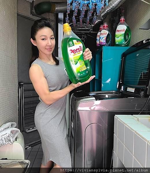 我們家可以說是Persil洗衣精的重度使用者