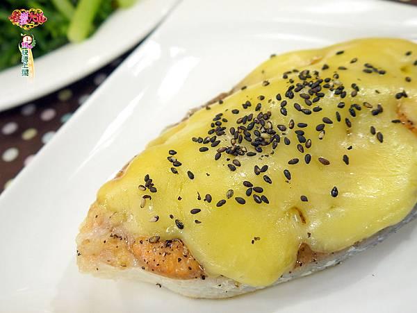 香煎起士鮭魚