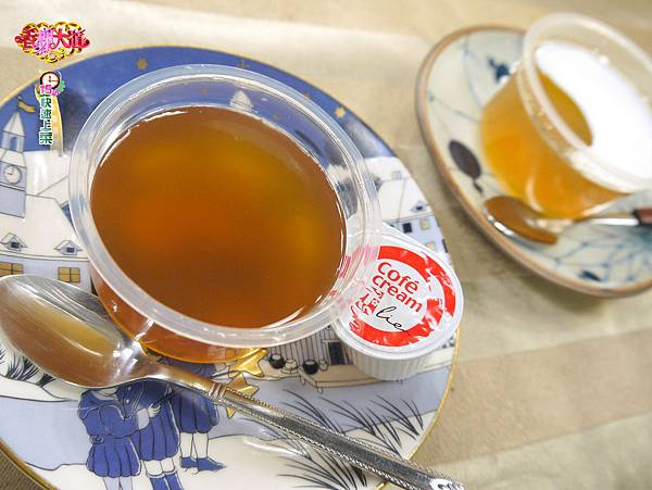 茉莉花茶凍