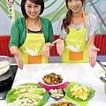 黃金竹筍料理-壓標