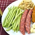 四季豆炒三丁-壓標