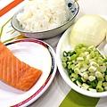 鮭魚香炒飯-壓標