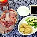 紅麴麻油雞湯-壓標
