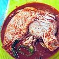 紅麴蒸嫩雞 (4)-壓標