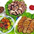 私房手工年菜 (1)-壓標