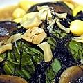 瑤柱干貝長年菜 (2)-壓標