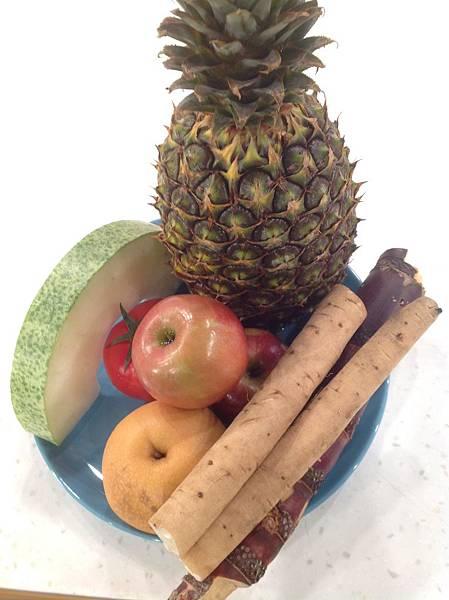 水果高湯材料