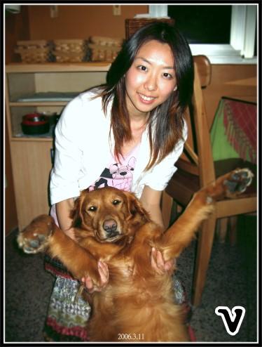 2006-4-7狗狗多多的妹妹.jpg