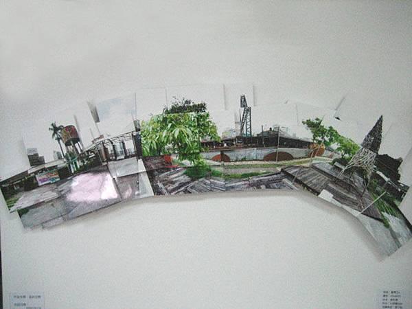 2D照片拼貼 - 台中後火車站