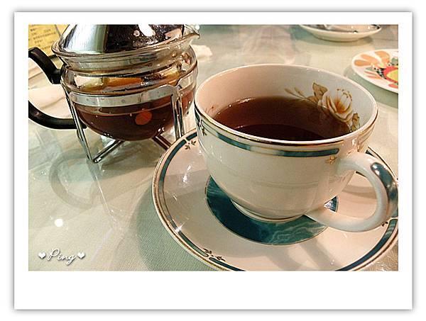 飲料-東方養生茶