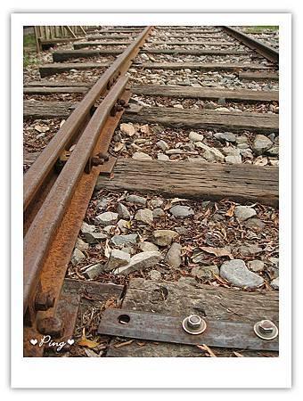 停用的鐵路