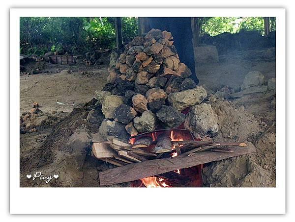 燒窯ing