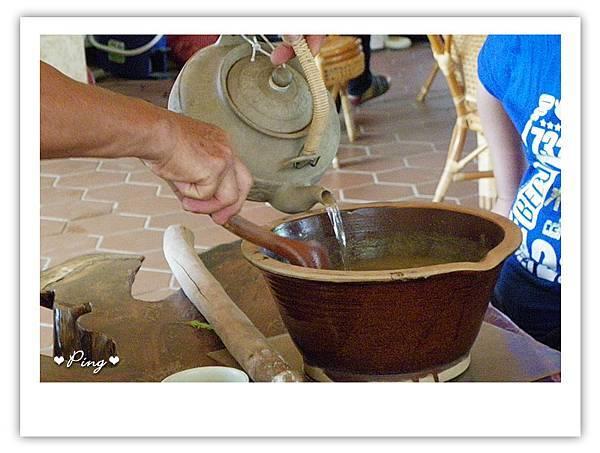 客家擂茶DIY