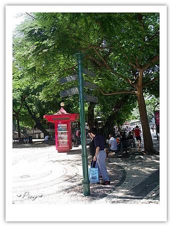 媽閣廟廣場