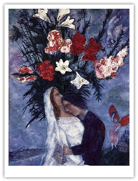 國美館-夏卡爾展作品-即將結婚的愛侶.jpg