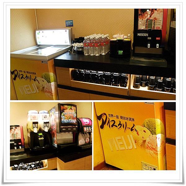 爭鮮日式火鍋-飲料甜點區.jpg