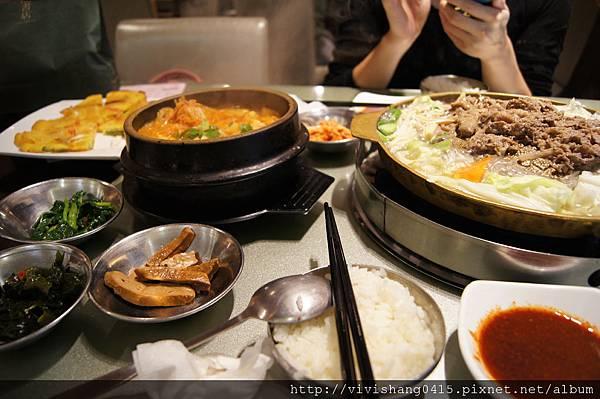可瑞安韓式料理@阪急百貨美食街