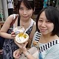 恰圖恰市集 超好吃的椰子冰淇淋