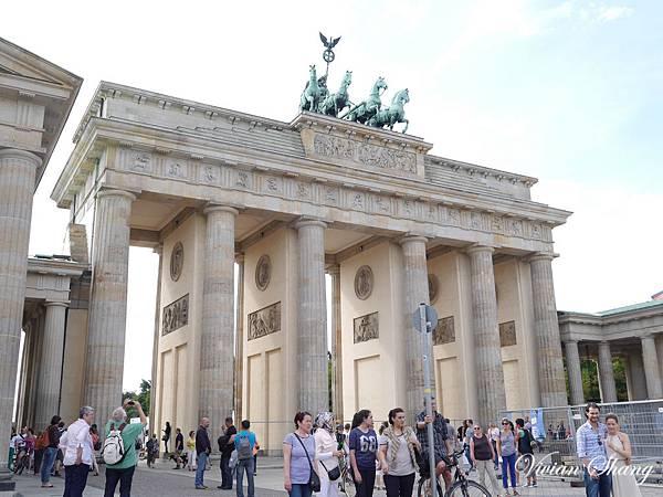 布蘭登堡門 Brandenburger Tor