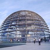 新國會大廈 Reichstag, Deutscher Bundestag