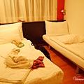 Lucerne/Luzern-Tourist Hotel-Quadruple Room