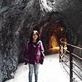 Trümmelbachfälle瀑布鎮