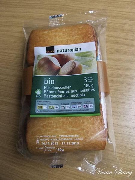 好吃的栗子麵包