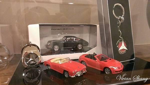 Benz & Porsche 模型