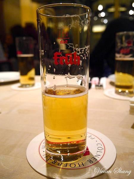 Früh餐廳-啤酒