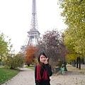 Eiffel Tower- 從戰神廣場拍攝