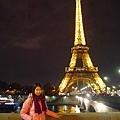 Eiffel Tower- @夏柚宮拍攝