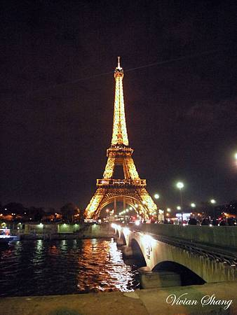 Eiffel Tower@夏柚宮拍攝