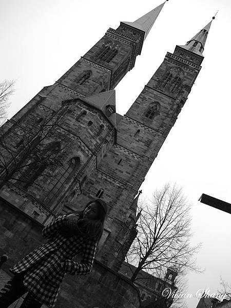 聖塞巴德斯教堂(St. Sebaldus-Kirche)
