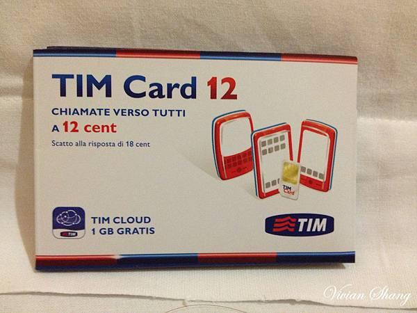 TIM 3G 上網