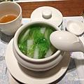 喫茶套膳-(湯品)茶香雲吞湯