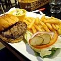 餐點-經典漢堡