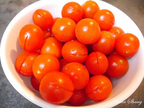 夏日食譜 | 糖漬蕃茄