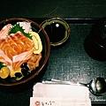 鮭魚丼$170