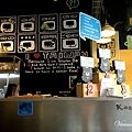 K.布朗Cafeteria 店內櫃檯
