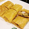D16 鮮蝦腐皮卷 Beancurd Skin Roll with Shrimp (3pcs) $138